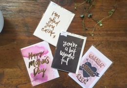 Perfect Cards for Mother's Day