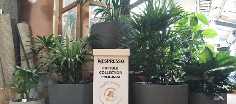 GIVE US YOUR NESPRESSO CAPSULES! WE'LL GIFT YOU WITH 20% OFF* YOUR PURCHASE