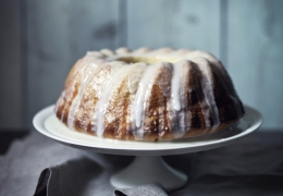 RECIPE: CITRUS AND ROSEMARY CAKE