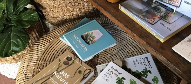 OUR FAVOURITE GREEN & GARDENING BOOKS